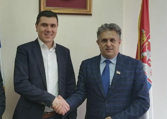 Miletić i Pešić, foto: M.M.
