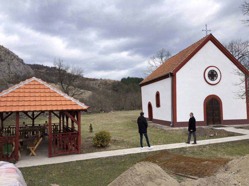 Crkva Sv. Ilije u Niševcu, foto: Svrljiške novine