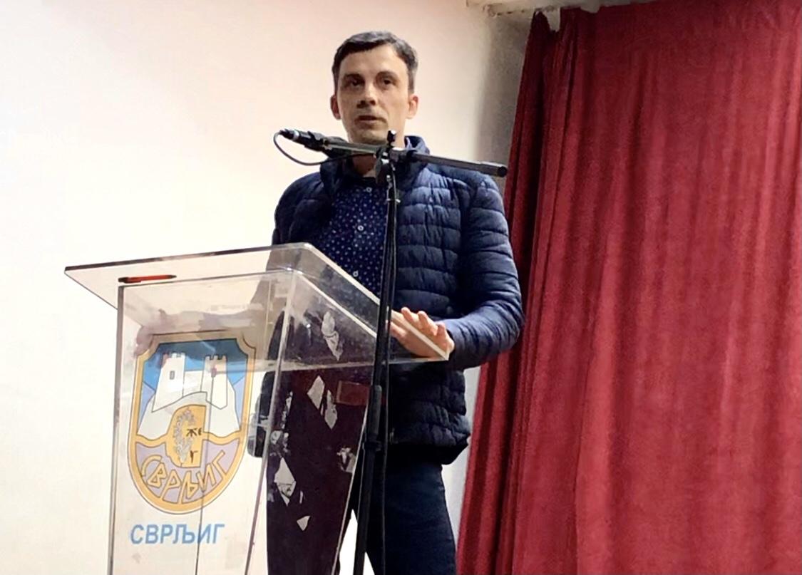 Odbornik Petković dao konstruktivan predlog