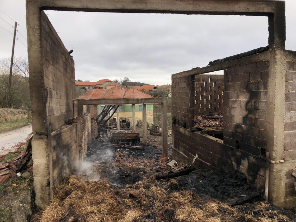 Požar, foto: Svrljiške novine