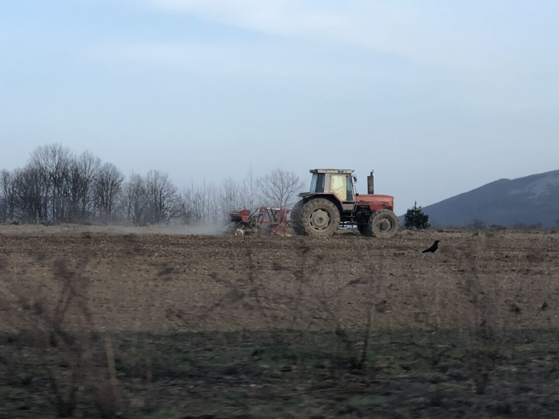 Traktor, foto: Svrljiške novine