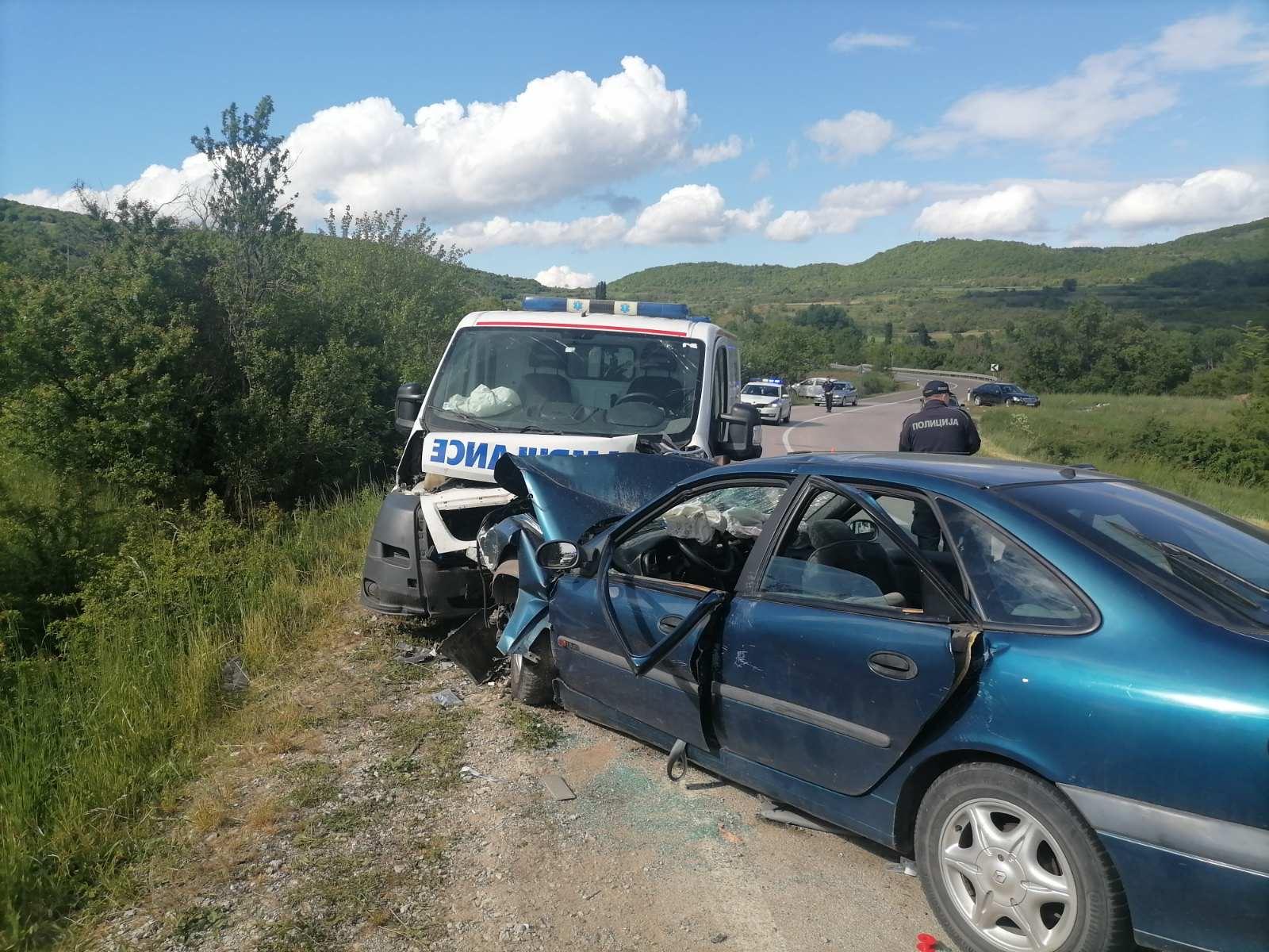U saobraćajnoj nesreći kod Svrljiga poginula jedna osoba (FOTO + VIDEO)