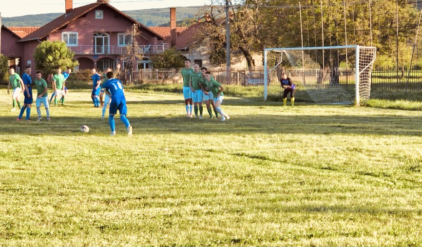 FK Svrljig - Jastrebac, foto: M. Miladinović