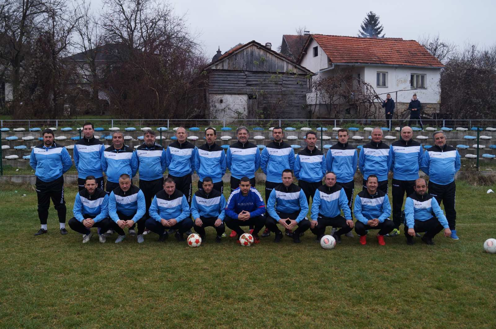 Veterani FK ,,Svrljig'', foto: M.B.