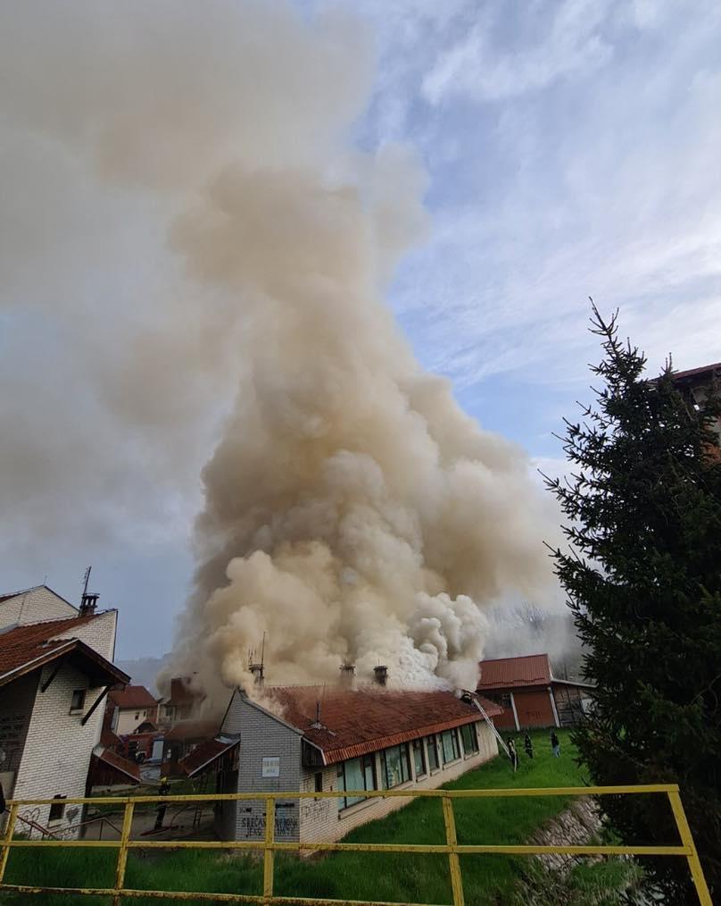 Požar, foto: M.M.