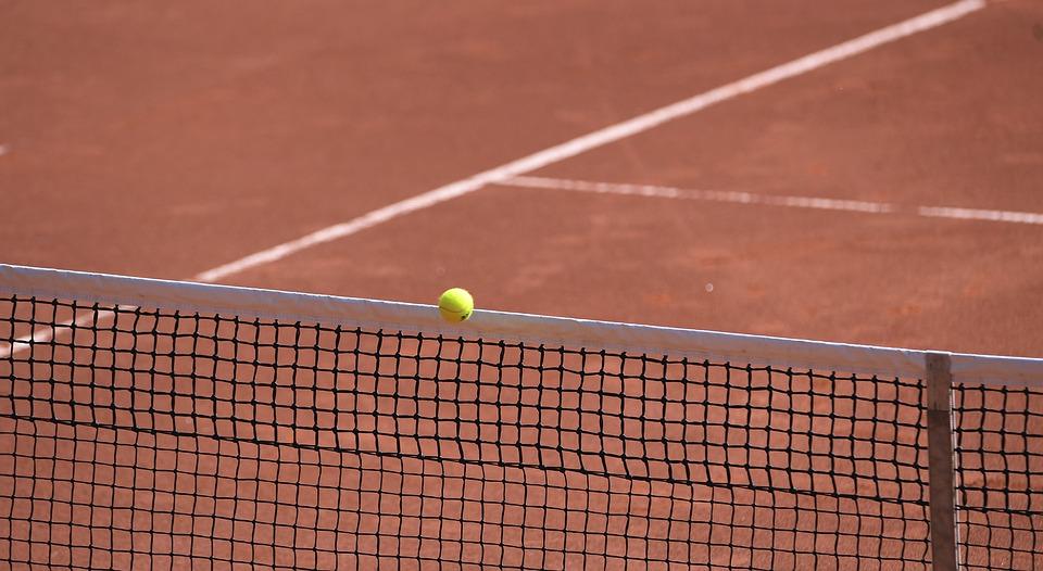 Teniski teren, ilustracija, pixabay.com