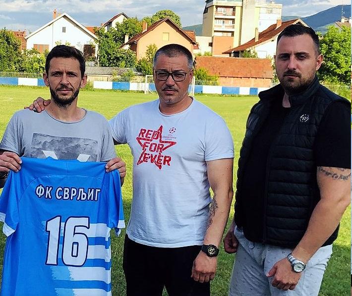 Marković, novi trener FK ,,Svrljig''