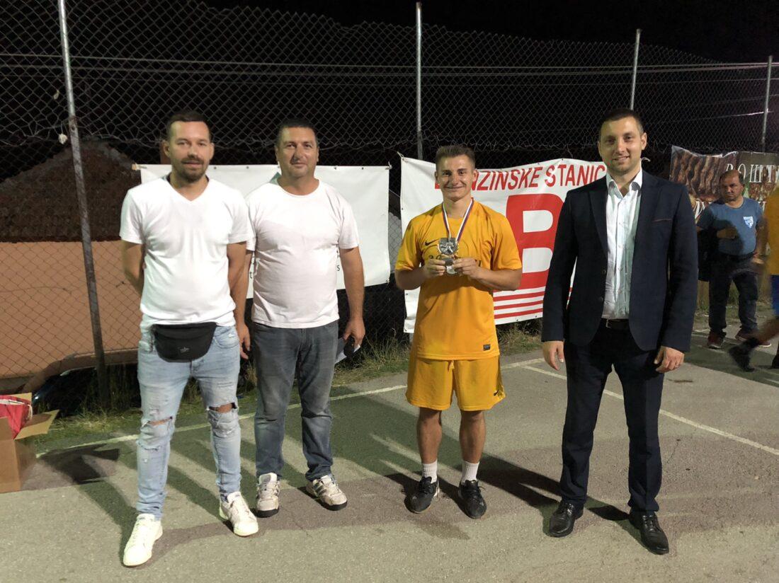 Igrač turnira, Stefan Vučković, foto: M.M.