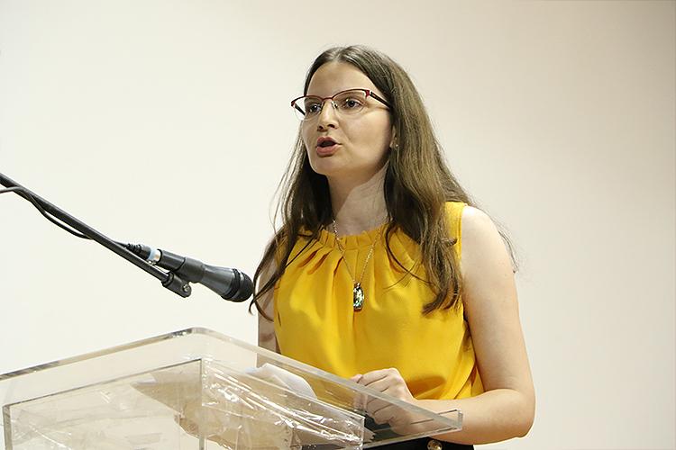 Milica Milenković, foto: M.M.