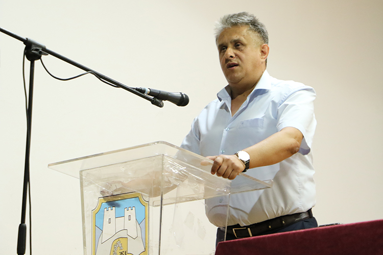 Odbornik Milija Miletić, foto: M.M.