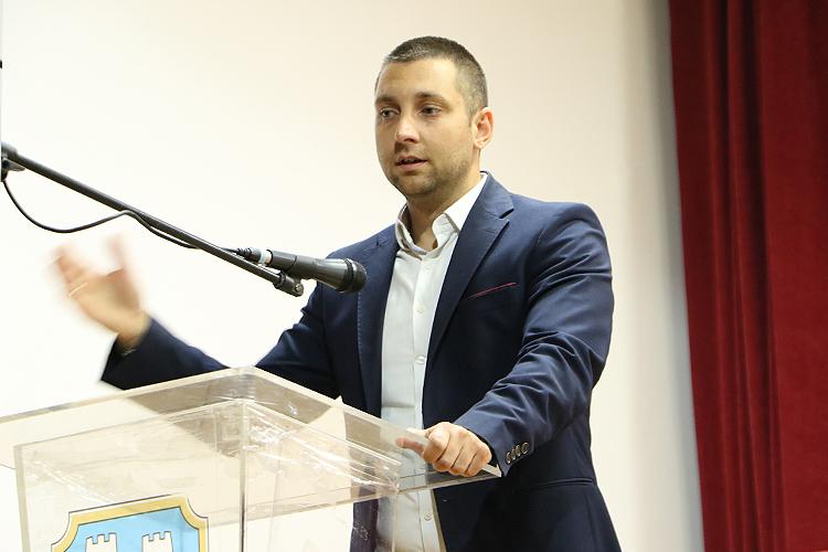 Predsednik opštine Svrljig, Miroslav Marković, foto: M.M.