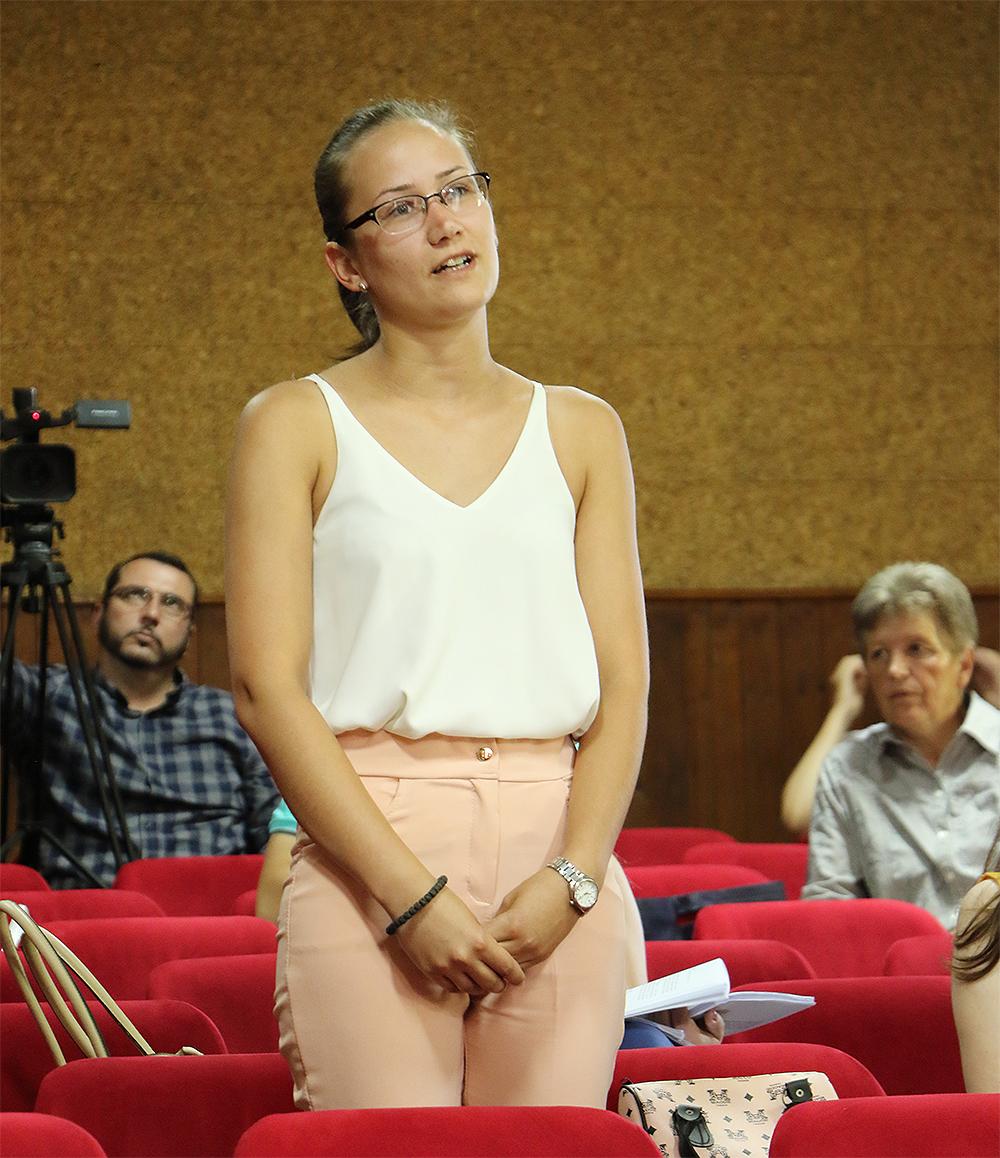 Nina Radovanović, foto: M.M.