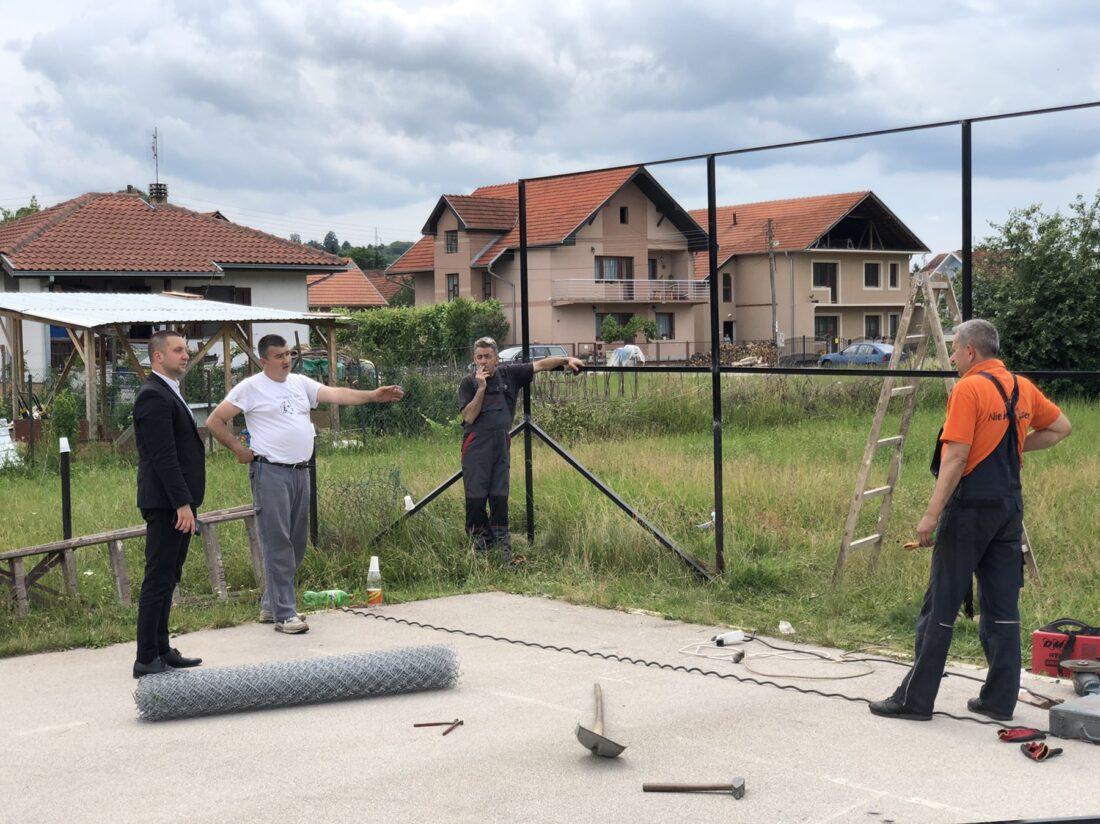 Igralište u Jelašju, foto: M.M.