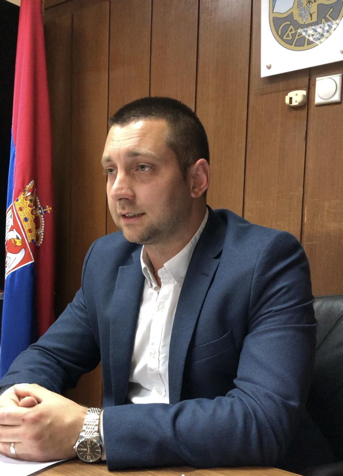 Predsednik opštine Svrljig Miroslav Marković, foto: YT prtScr, Svrljiška TV