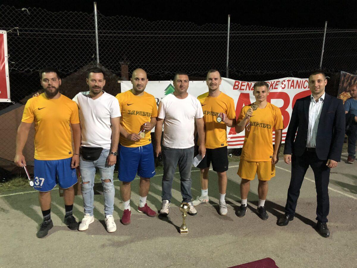 Pobednici turnira, foto: M.M.