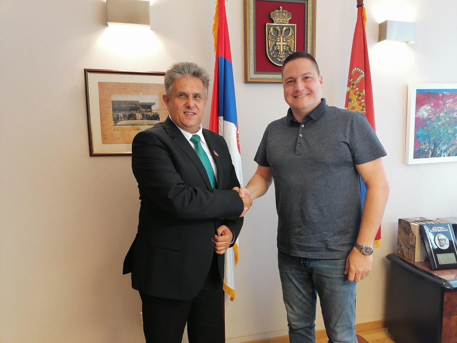 Miletić i Ružić, foto: M.M.
