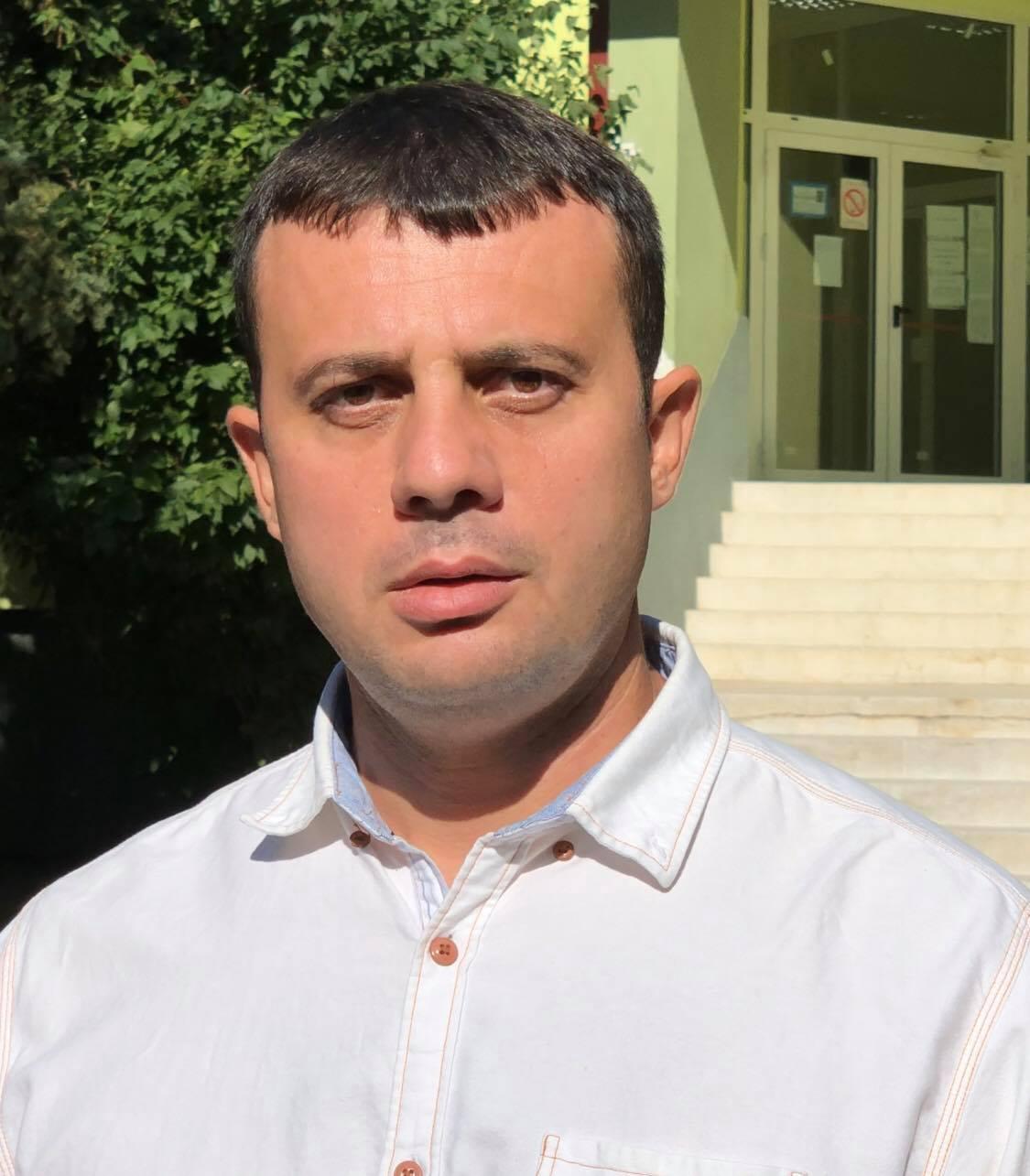 Direktor OŠ ,,Dobrila Stambolić'' Milan Bogdanović, foto: M.M.