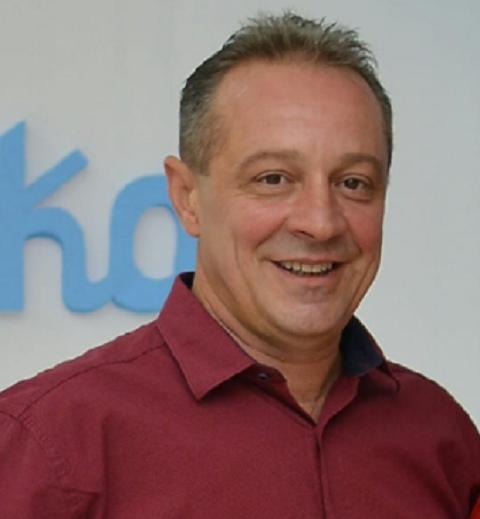 Direktor CTKS Svrljig, Dragan Savić, privatna arhiva