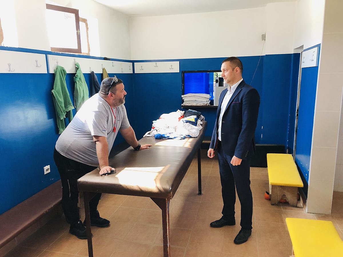 Prostorije FK Svrljig