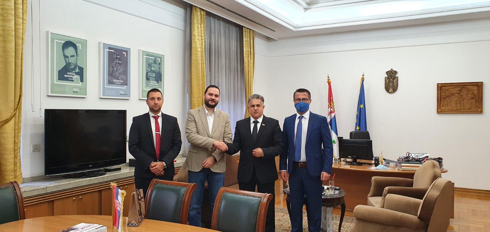 Sastanak u Beogradu, foto: M.M.