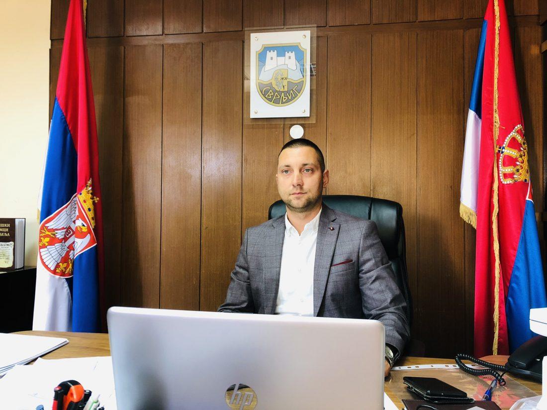 Predsednik opštine Svrljig Miroslav Marković