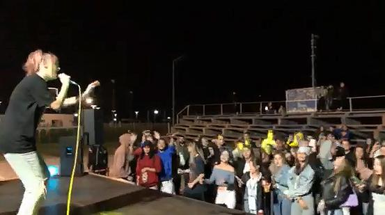 Detalj sa jednog od nastupa, foto: Organizator, video