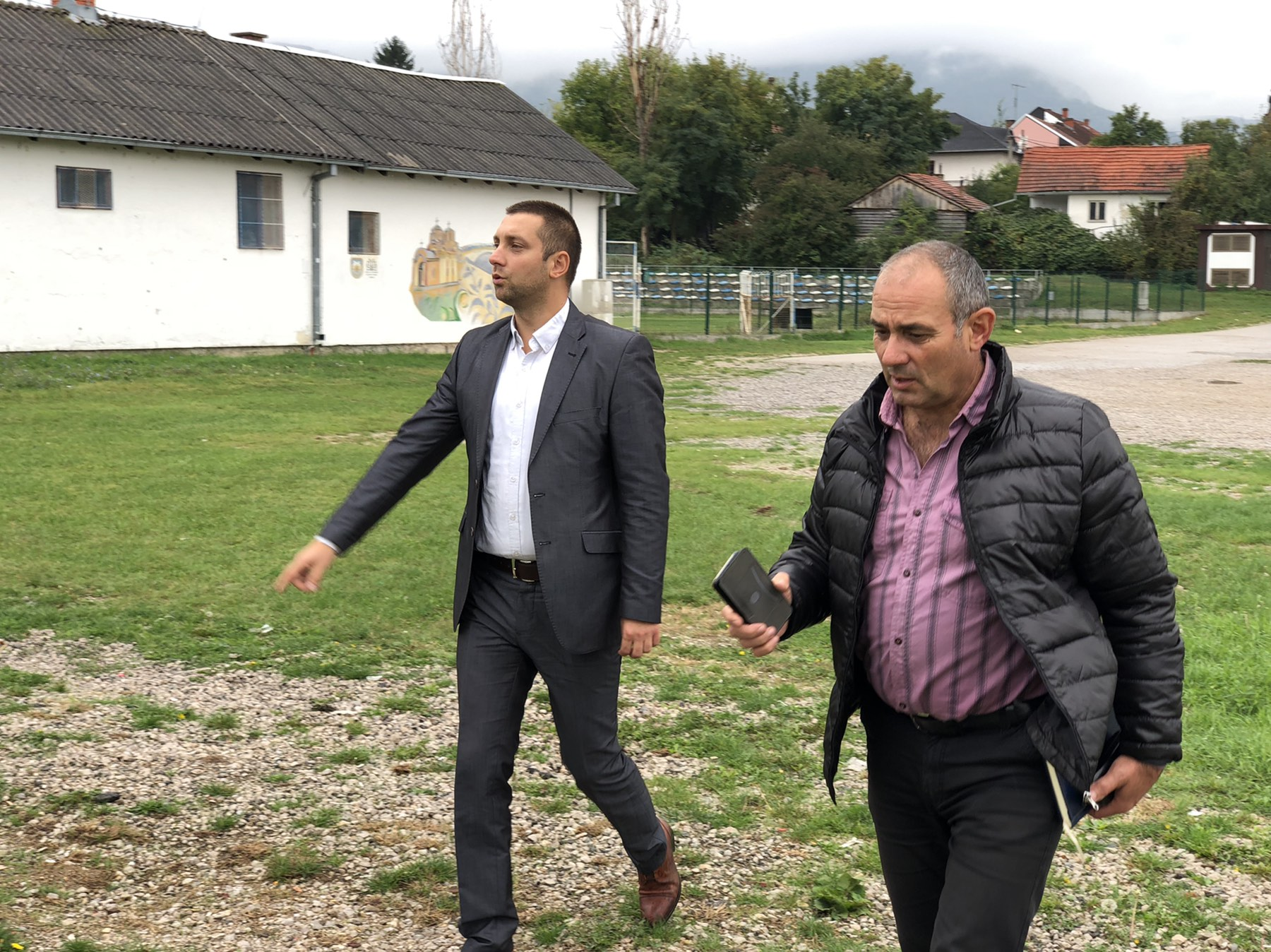 Miroslav Marković i Jovan Đorđević, foto: M.M.