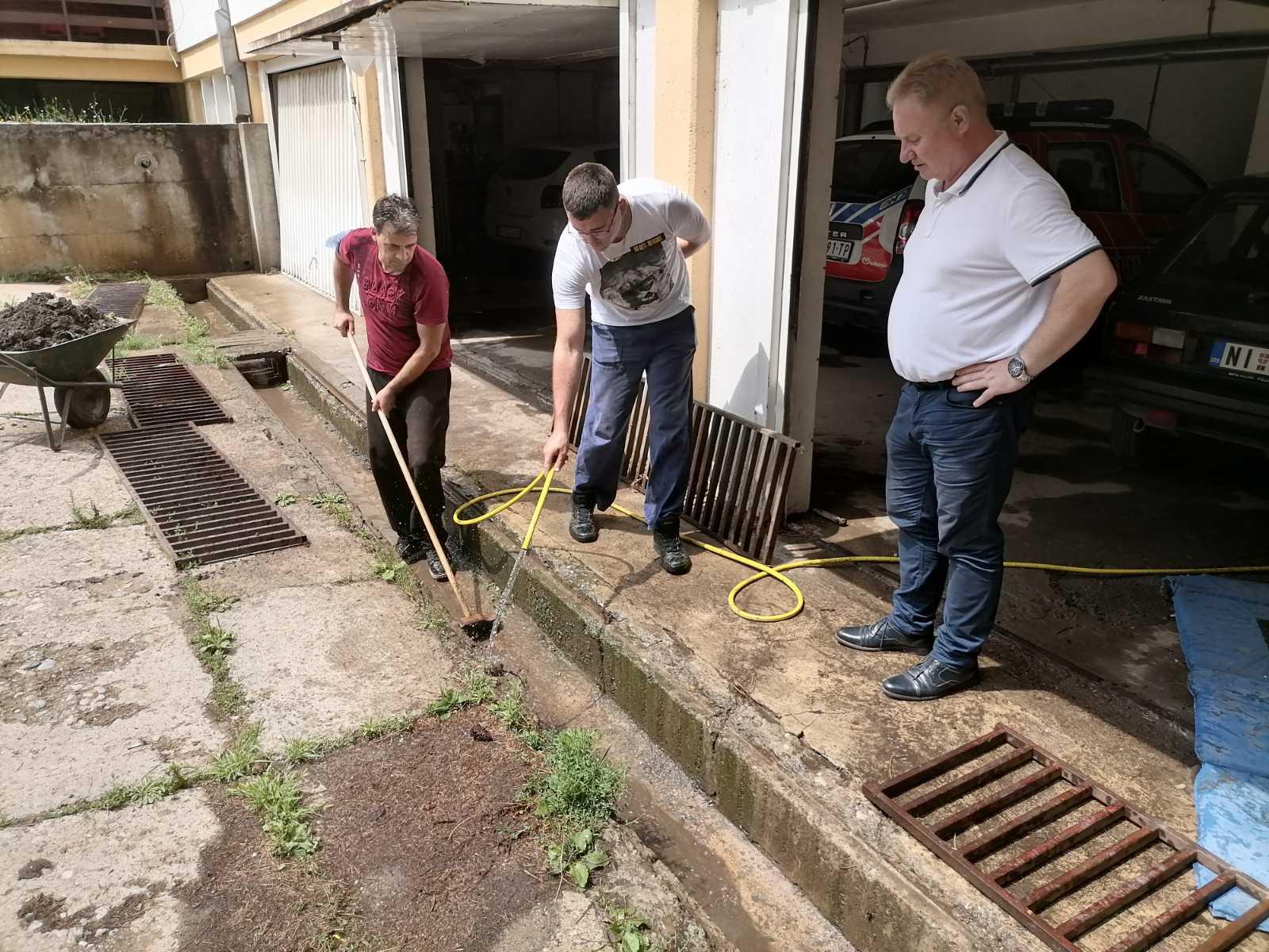 Uređenje dvorišta, foto: Dom zdravlja