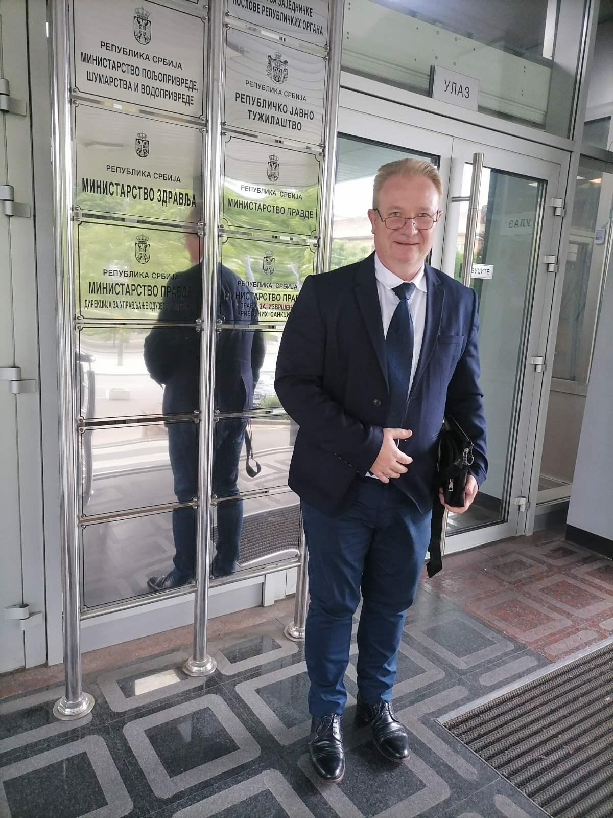 Direktor Doma zdravlja, dr Dejan Antić, foto: Dom zdravlja