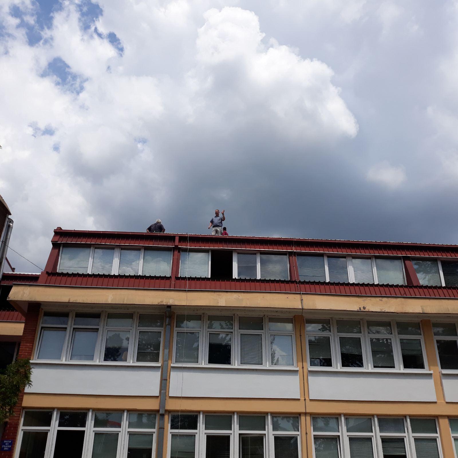 Uređenje zgrade, foto: Dom zdravlja