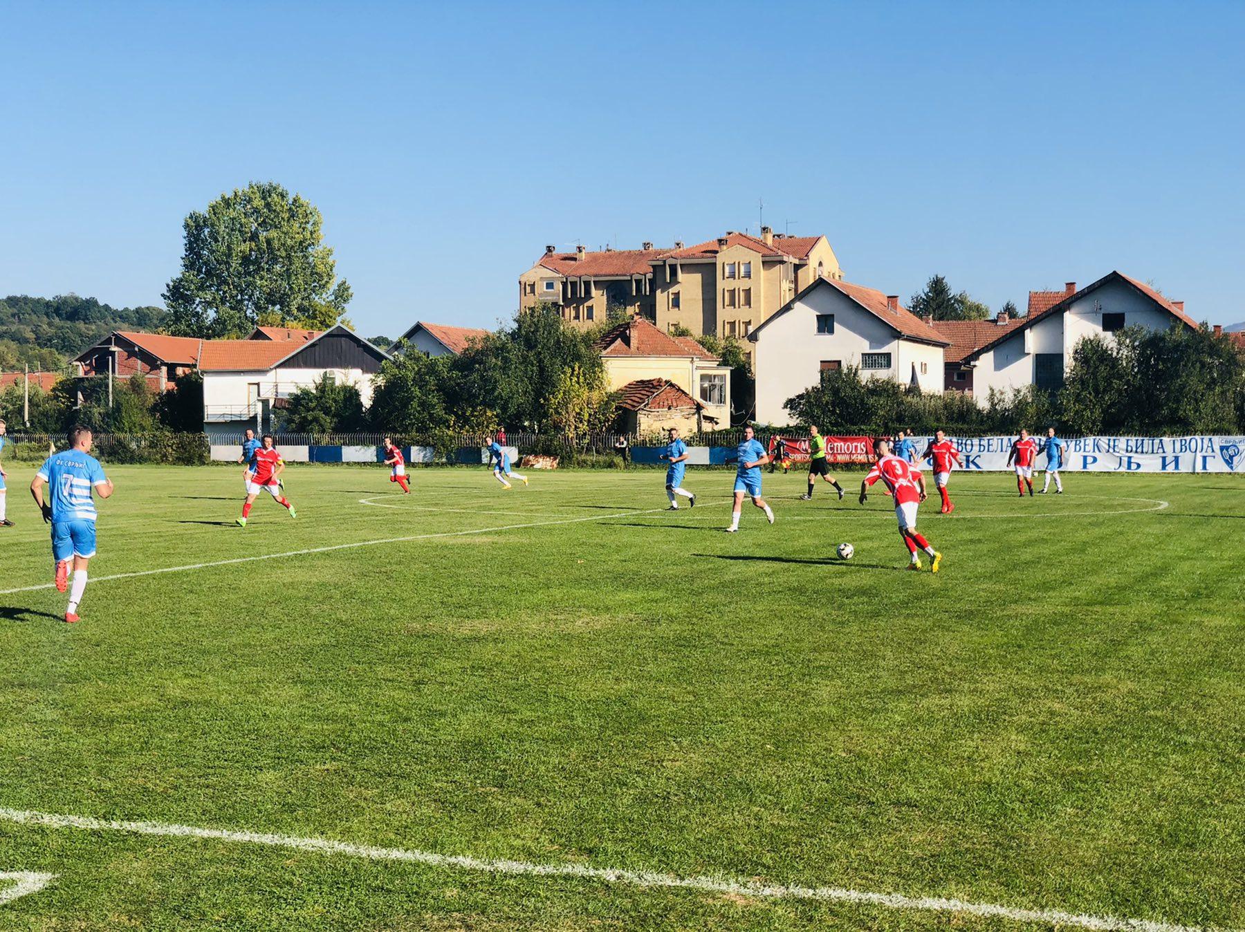 FK Svrljig, fudbal, utakmica, foto: Svrljiške novine