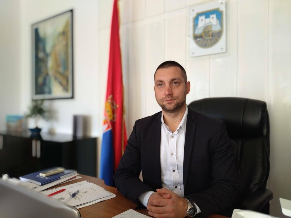 Miroslav Marković, foto: Svrljiške novine