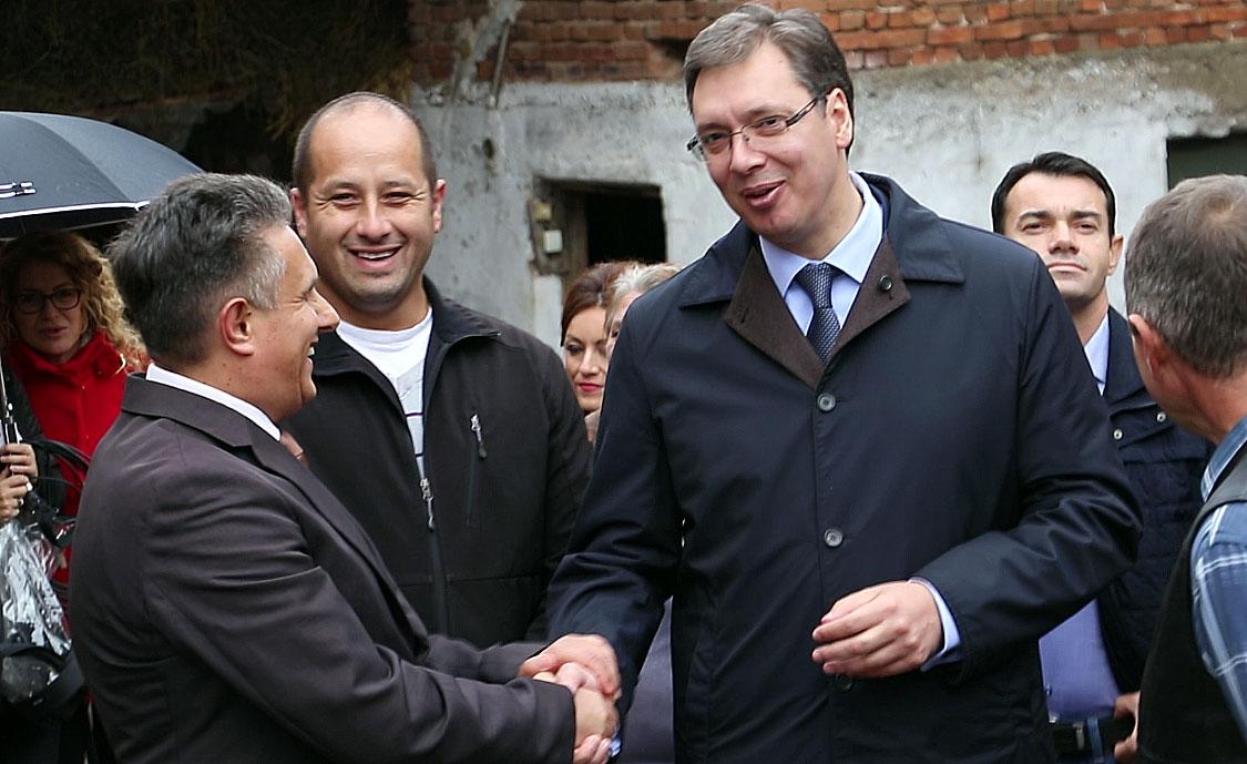 Aleksandar Vučić kritikovao lokalne šefove SNS! Pozitivno govorio o Miliji Miletiću!