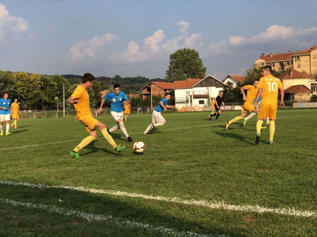"Fudbaleri FK ''Svrljig"" poraženi na svom terenu"