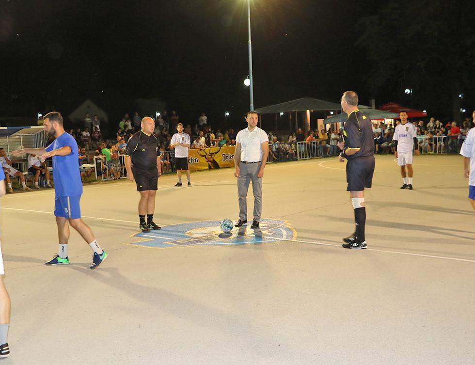 Otvaranje 61. Vidovdanskog turnira u malom fudbalu u Svrljigu, foto: M. Miladinović, Svrljiške novine