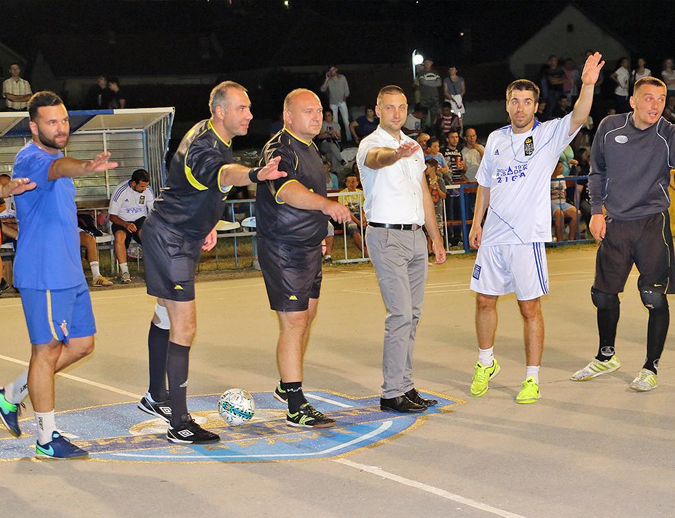 PREPUNE TRIBINE: Počeo turnir u malom fudbalu u Svrljigu