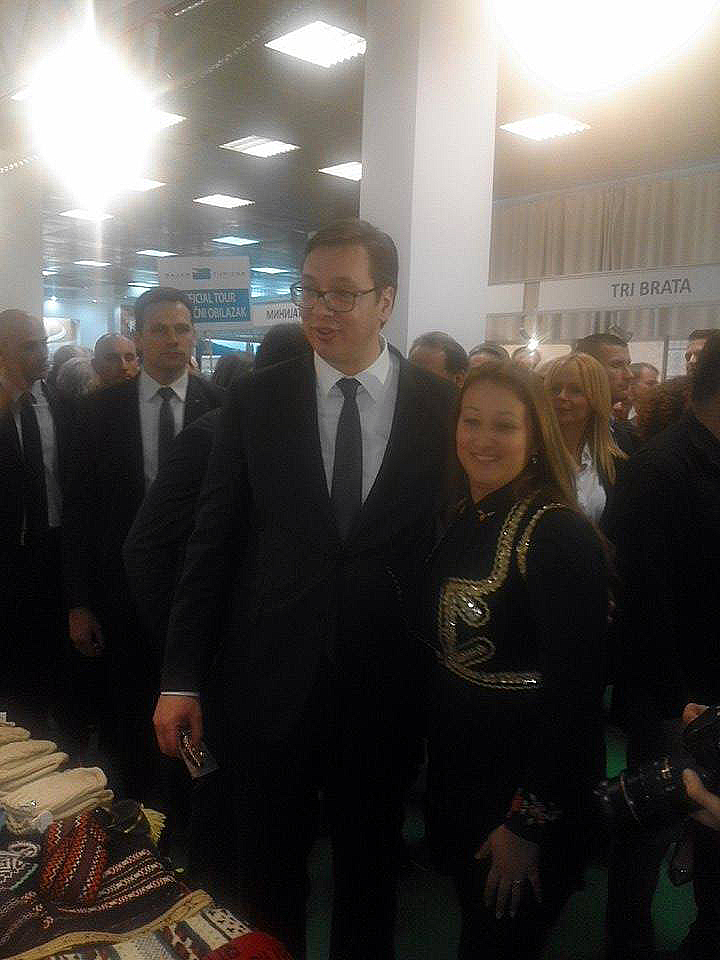 Aleksandar Vučić, foto: S.J. / Svrljiške novine