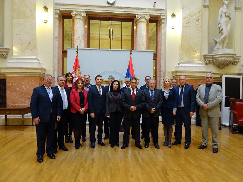 Sastanak sa ambasadorom Slovenije
