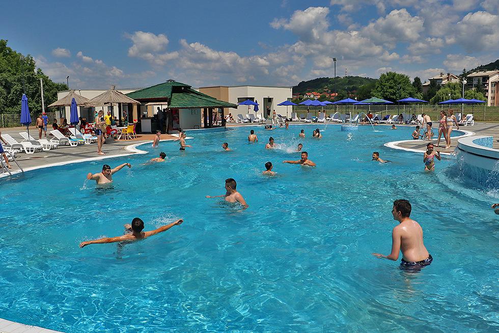 Otvoren kompleks bazena u Svrljigu, foto: M. Miladinović / Svrljiške novine