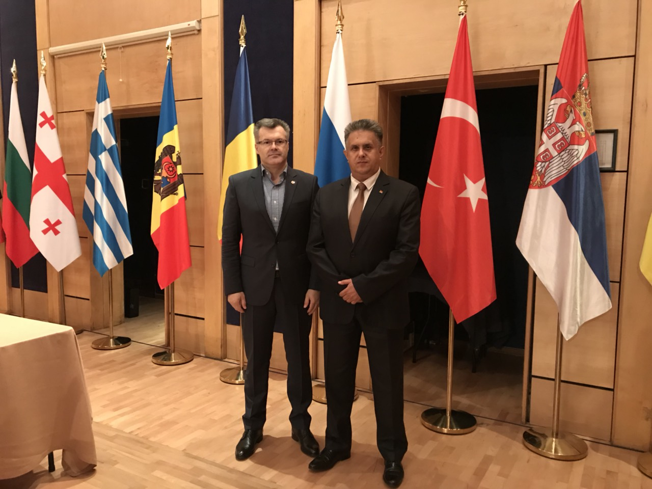 Miletić na 51. Generalnoj Skupštini PABSEC-a u Tirani