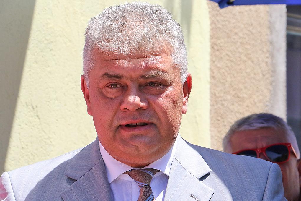 Predsednik IO Banka Poštanska štedionica, Bojan Kekić, foto: M. Miladinović, Svrljiške novine