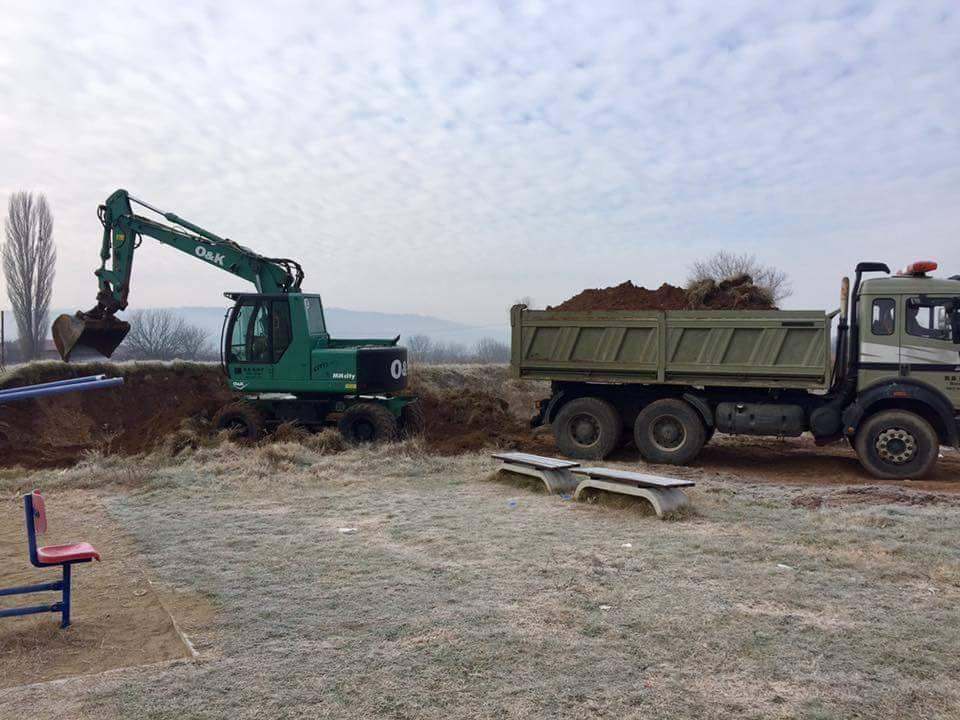 """Svrljiška firma ''RB Kop"""" donator u izgradnji parka"""