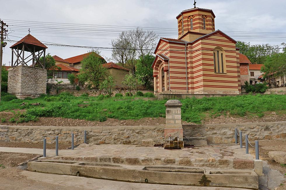 Crkva posvećena Svetom Nikoli u Drajincu