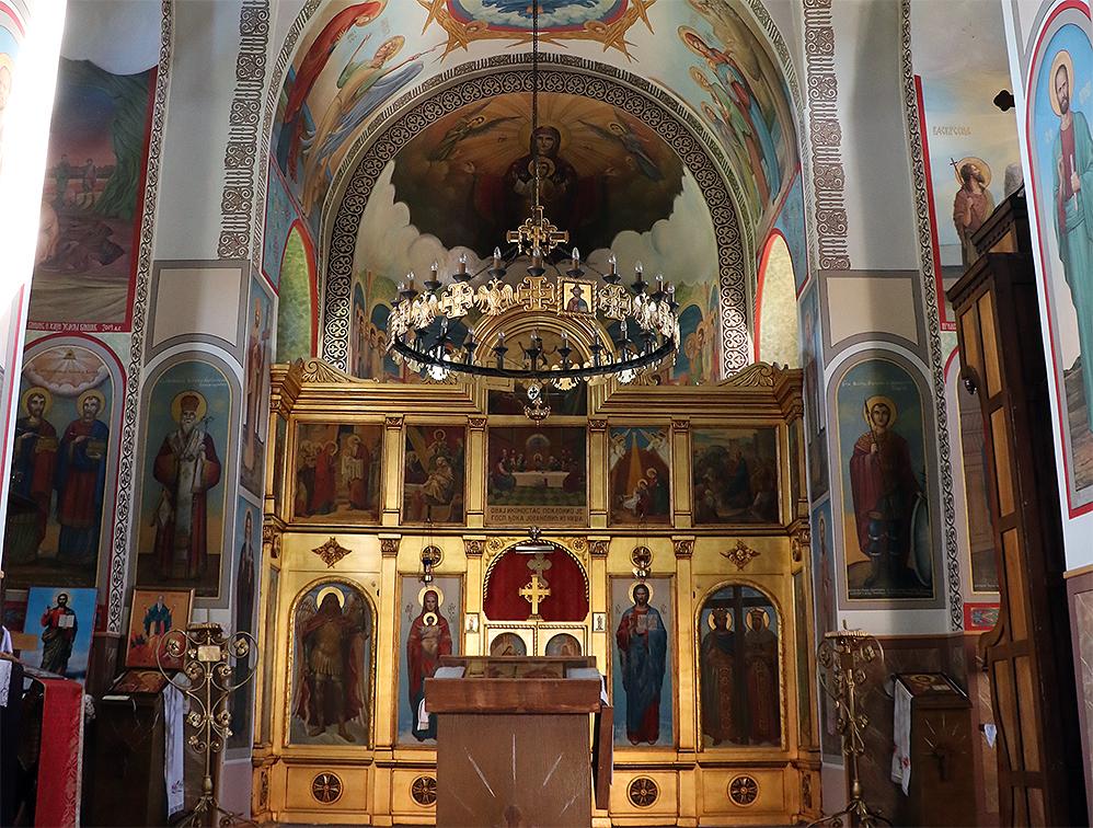 Crkva u Svrljigu, foto: M. Miladinović