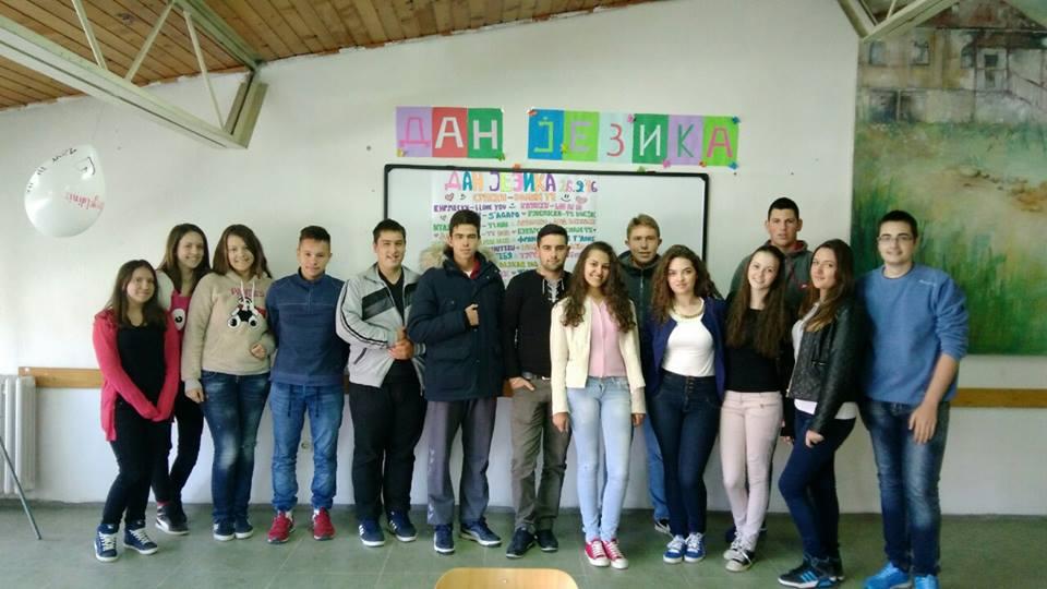 Srednja škola obeležila Evropski dan jezika
