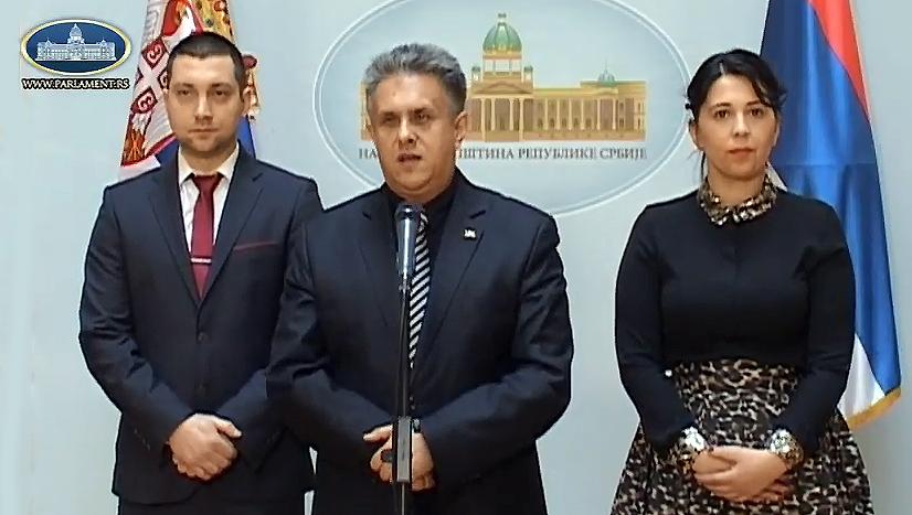 """Poslanik Miletić pozvao Beograđane na sajam """"Dani Svrljiga u Beogradu"""""""