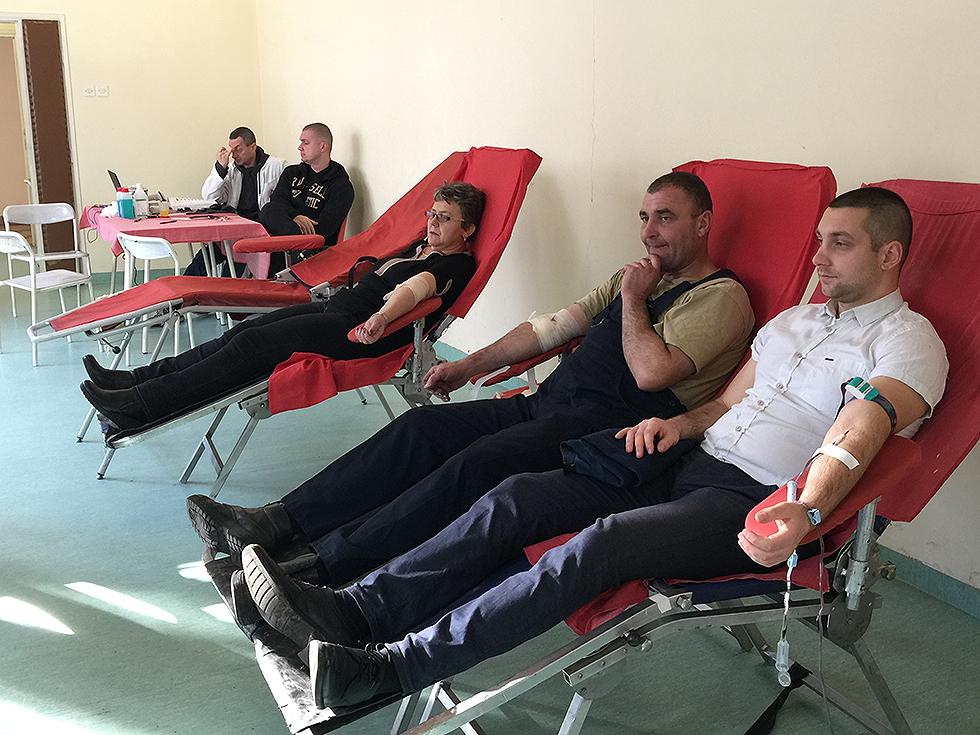 U akciji dobrovoljnog davanja krvi prikupljeno 53 jedinice