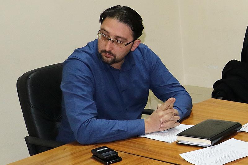 Igor Davidović, foto: M. Miladinović, Svrljiške novine