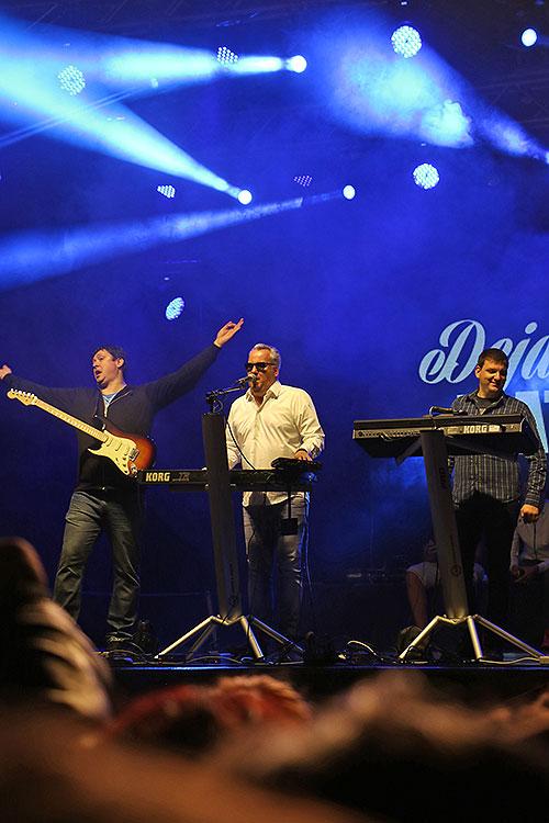Koncert Dejana Matića, foto: M.M. / Svrljiške novine