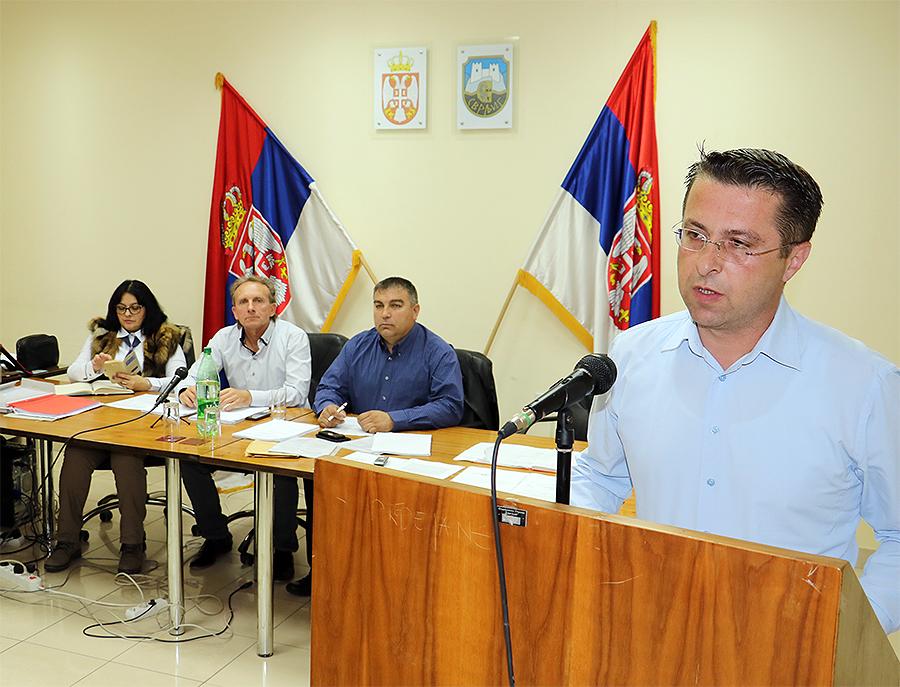 Direktor Predškolske ustanove ''Poletarac'' Dejan Miletić, foto: M. Miladinović